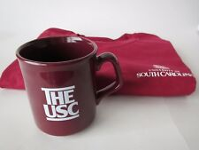 Vintage THE USC Coffee Mug University of South Carolina  Gamecocks + Lg T Shirt