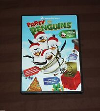 Dreamworks PARTY WITH THE PENGUINS of MADAGASCAR (DVD)  KIDS DVD