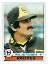 1979 Topps Rollie Fingers misprint - back is Lee May * Rare