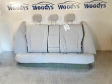 Rear Seat Gray Leather 15-19 C300 214233