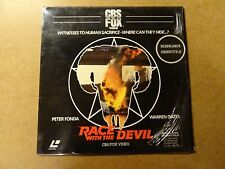 LASERDISC / RACE WITH THE DEVIL (PETER FONDA, WARREN OATES)