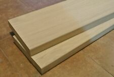 """oak stair treads -1st class-THICKNESS 40mm,""""BOTH SIDES CLEAN"""""""