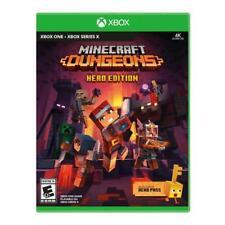 Minecraft Dungeons Hero Edition Xbox One-Para Xbox One y X-Acti Xbox Series