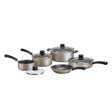 New listing 9 Piece Cookware Set Nonstick Pots & Pans Home Kitchen Cooking Non Stick
