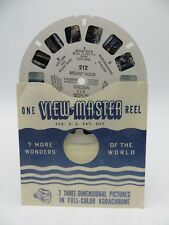 View-Master Reel, 212, Mount Hood, Oregon, Single Reel