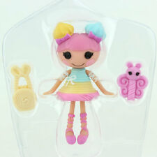 New 3Inch Original MGA Lalaloopsy Doll with the accessories