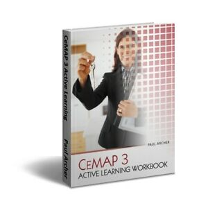 Original CeMAP 3 Revision Guide 2021/2022 Archer Training Ltd