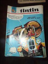 le journal de TINTIN N°947 de 1966 -