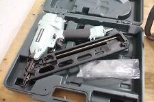 "NEW! Metabo / Hitachi NT 65MA4 2-1/2"" Finish Nailer Gun"
