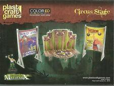 MF011 Circus Stage, Malifaux, PlastCraft Games, New