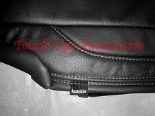 2013-2017 Dodge Ram Crew Cab Katzkin Saddleback Black Outlaw Leather seat Kit