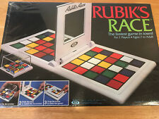 VINTAGE IDEAL RUBIK'S CUBE RACE GAME 100% COMPLETE 1982 New and Sealed!