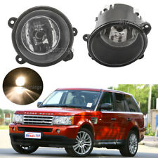 LH+RH Fog Light Lamp For Land Rover Discovery 03-04 For Range Rover 06-09 Sport