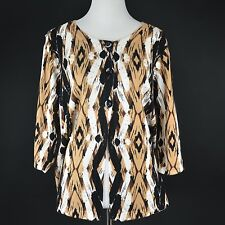 DESIGNERS ORIGINALS Woman Embellished Cardigan Sweater Knit Top NWT Plus Size 1X