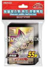 "Yugioh Cards Sleeves [55PCS] ""Yugioh SD"" / KONAMI / Sealed"