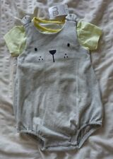 BRAND NEW TAGS Baby Boy Girl 2 Piece Sleepsuits Outfit 6-9 Months Mothercare