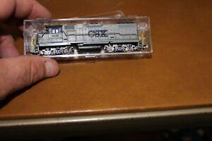 H&R TRAINS N Scale Diesel Loco CSX 6638