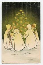 PAULI EBNER . Noël . Enfants . Sapin de NOËL . CHRISTMAS TREE . Children