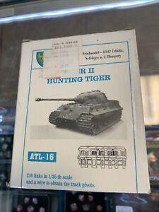 1/35 Friulmodel #ATL-16 Tiger II Hunting Tiger Metal Link Track Set