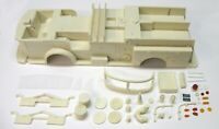 1:25 scale model resin Emergency! Engine 51 fire truck conversion kit