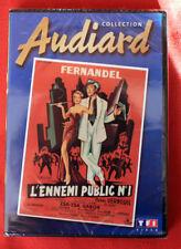 L'Ennemi public n° 1 - Fernandel - Neuf sous cellophane —DVD