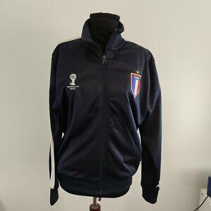 FIFA World Cup Brazil 2014  -  France Jacket  Size Small Navy Blue