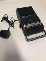 Vintage Panasonic Tape Recorder