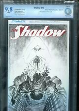 The Shadow #13 - Ross Sketch Cover