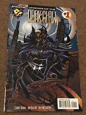 Legends of The Dark Claw #1 (1996) Wolverine Batman Joker & Sabretooth
