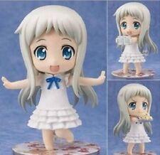 "Nendoroid #204 Anime Anohana Honma Meiko Menma 4"" PVC Figure Figurine Toy Gift"