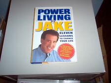 """Power Living by Jake"" Eleven Lessons to Change Your Life-Hardback"