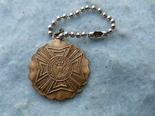 Vfw Encampment Key Chain 1940 Dover New Hampshire 20th Annual Encampment Marked