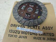Clutch Pressure Plate and Disc Set-Plate (Disc) fits 1987 Isuzu Trooper 2.3L-L4