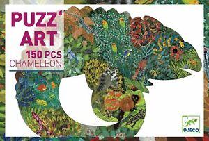 Djeco - Chameleon puzz'art
