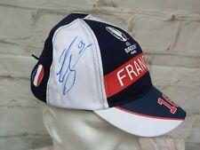 Casquette Cap FRANCE FFF signée signed OLIVIER GIROUD foot Euro 2016