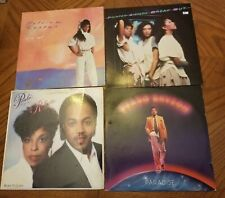 New listing Four Piece Lot Vinyl Records Peebo Bryson Pointer Sisters Patrice Rushen 1980's