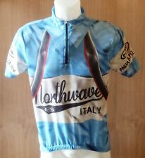 NORTHWAVE HERITAGE S/S CYCLING JERSEY LARGE UK P&P FREE