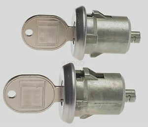 Door Lock Cylinders BUICK CADILLAC CHEVROLET OLDSMOBILE PONTIAC Door Locks