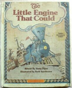 The little engine that could , Hardcover , Piper, Watty