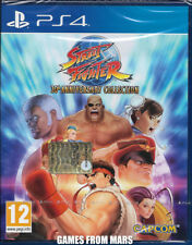 STREET FIGHTER 30th ANNIVERSARY COLLECTION - PS4 - NUOVO ITALIANO