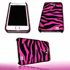 Design Zebra Back Cover Handy Hülle Case Schutzhülle für Samsung i9100 Galaxy S2