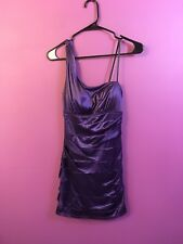 """City Triangles One Shoulder Dress Size S - Length 31"""""""