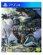 Monster Hunter: World Delivery since release date PS 4