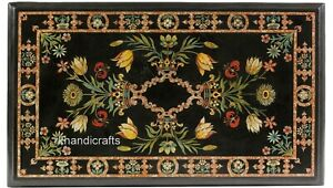 Beautiful Design Inlaid Restaurant Table Top Marble Dining table 36 x 72 Inches