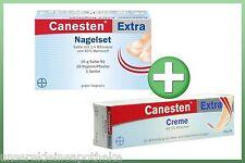 CANESTEN extra Nagelset + CANESTEN extra Bifonazol Creme 50g   PZN 619053+679629