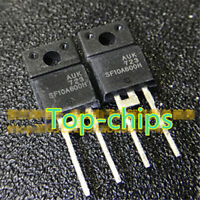 10PCS SF10A600H TO-220F  new