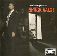 Timbaland-Presents Shock Value CD