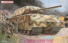 "Dragon 1/35 6007 German Super Tank ""Maus"""