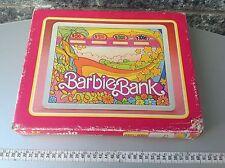 Super Rare Vintage Barbie Barbiebank Bank Salvadanaio Misb