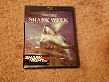 Discovery Channel's SHARK WEEK - THE GREAT BITES COLLECTION Blu-ray